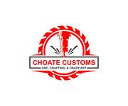 Choate Customs Logo - Entry #298
