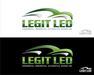 Legit LED or Legit Lighting Logo - Entry #38