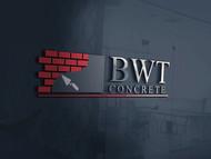 BWT Concrete Logo - Entry #343