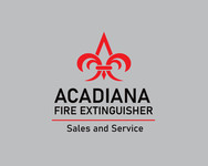 Acadiana Fire Extinguisher Sales and Service Logo - Entry #289