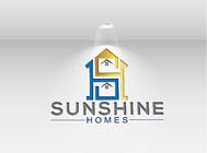Sunshine Homes Logo - Entry #249