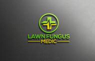 Lawn Fungus Medic Logo - Entry #74
