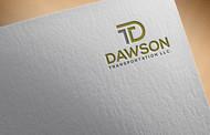 Dawson Transportation LLC. Logo - Entry #109