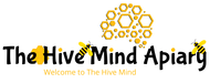 The Hive Mind Apiary Logo - Entry #86