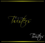 Hair Twisters Logo - Entry #24