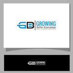 Growing Better Businesses Logo - Entry #87