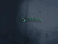 TerraVista Construction & Environmental Logo - Entry #253