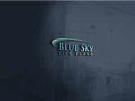 Blue Sky Life Plans Logo - Entry #88