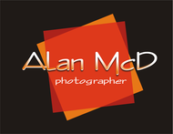 Alan McDonald - Photographer Logo - Entry #75