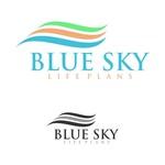 Blue Sky Life Plans Logo - Entry #362