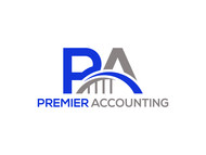 Premier Accounting Logo - Entry #371