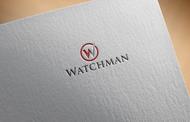Watchman Surveillance Logo - Entry #52