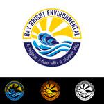 Bay Bright Environmental Logo - Entry #99
