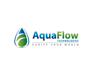 AquaFlow Technologies Logo - Entry #67