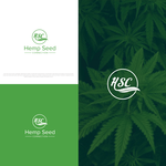 Hemp Seed Connection (HSC) Logo - Entry #208