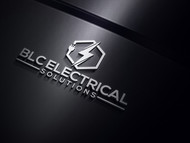 BLC Electrical Solutions Logo - Entry #279