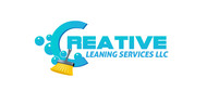 CREATIVE CLEANING SERVICES LLC Logo - Entry #44