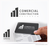 Commercial Construction Research, Inc. Logo - Entry #201