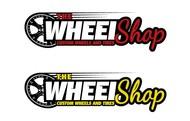 The Wheel Shop Logo - Entry #3