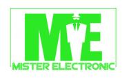Mister Electronic Logo - Entry #63