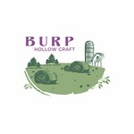 Burp Hollow Craft  Logo - Entry #324