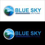 Blue Sky Life Plans Logo - Entry #67