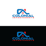 Colonial Improvements Logo - Entry #43