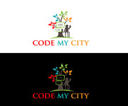 Code My City Logo - Entry #64