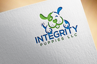 Integrity Puppies LLC Logo - Entry #115