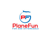 PlaneFun Logo - Entry #36