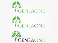 GeneaOne Logo - Entry #188