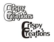 Crispy Creations logo - Entry #3