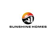 Sunshine Homes Logo - Entry #289