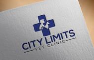 City Limits Vet Clinic Logo - Entry #184