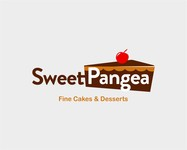 Sweet Pangea Logo - Entry #17