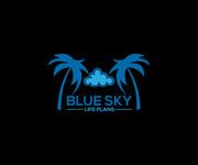 Blue Sky Life Plans Logo - Entry #283
