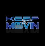 Keep It Movin Logo - Entry #394