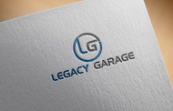 LEGACY GARAGE Logo - Entry #110