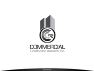 Commercial Construction Research, Inc. Logo - Entry #136