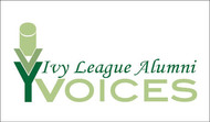 Logo for Ivy Voices - Entry #123