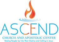 ASCEND Church and Apostolic Center Logo - Entry #67