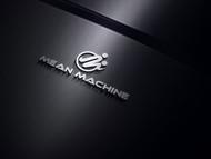 Mean Machine Logo - Entry #47