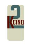 K-CINQ  Logo - Entry #105