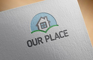 OUR PLACE Logo - Entry #38