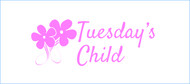 Tuesday's Child Logo - Entry #74