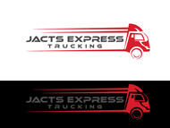 Jacts Express Trucking Logo - Entry #108