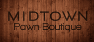 Either Midtown Pawn Boutique or just Pawn Boutique Logo - Entry #5