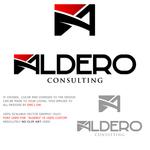 Aldero Consulting Logo - Entry #32