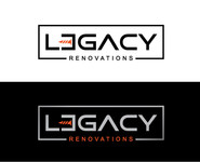LEGACY RENOVATIONS Logo - Entry #227