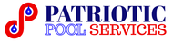 Patriot Pool Service Logo - Entry #197